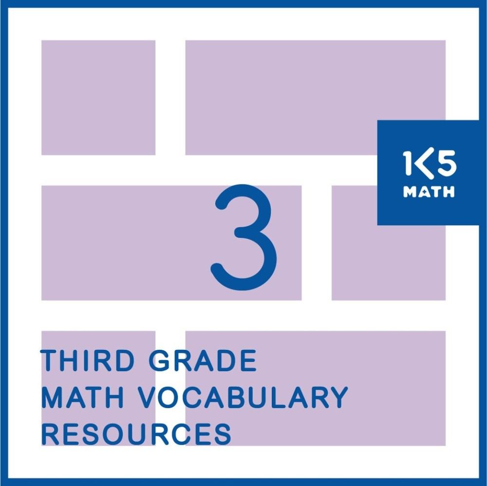medium resolution of Math Vocabulary
