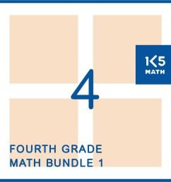 4th Grade Number [ 1043 x 1043 Pixel ]