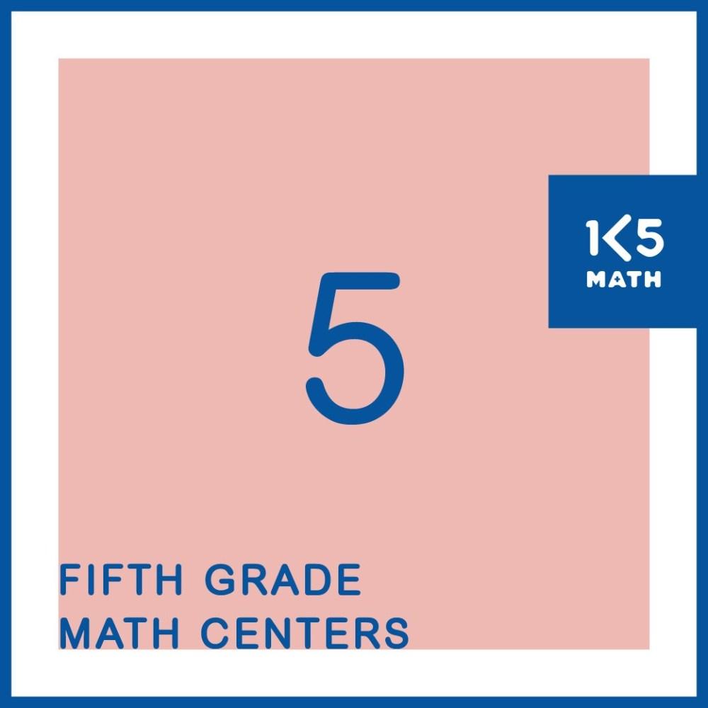 medium resolution of 5th Grade Measurement and Data
