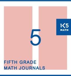 5th Grade Number [ 1043 x 1042 Pixel ]
