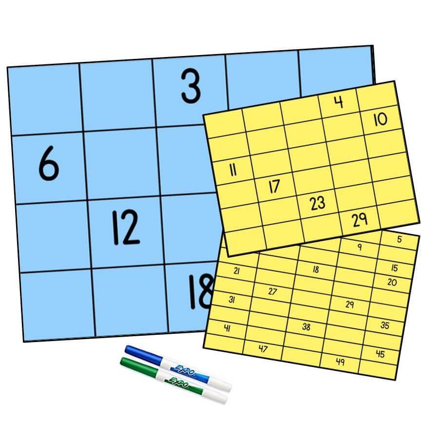 1st Grade Number