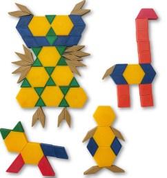 Kindergarten Geometry [ 1200 x 1200 Pixel ]