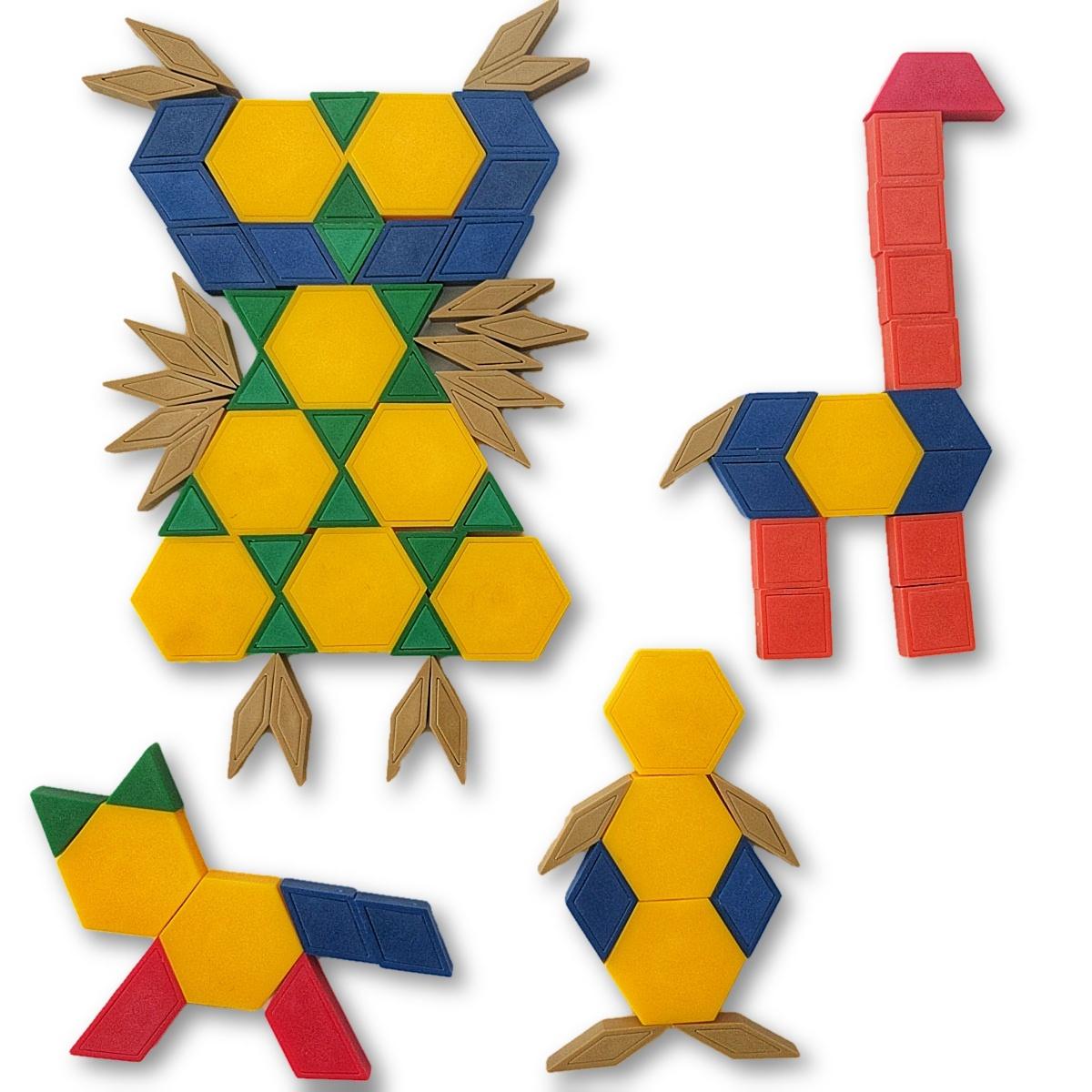 hight resolution of Kindergarten Geometry