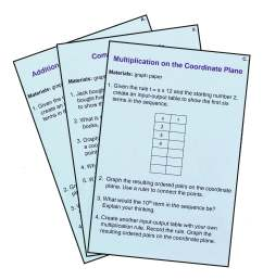 5th Grade Coordinate Grid Worksheets   Printable Worksheets and Activities  for Teachers [ 2480 x 2480 Pixel ]