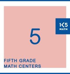 5th Grade Number [ 1042 x 1042 Pixel ]