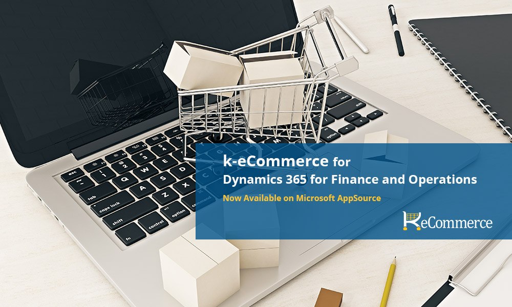 k-eCommerce for Dynamics 365 Finance and Operations