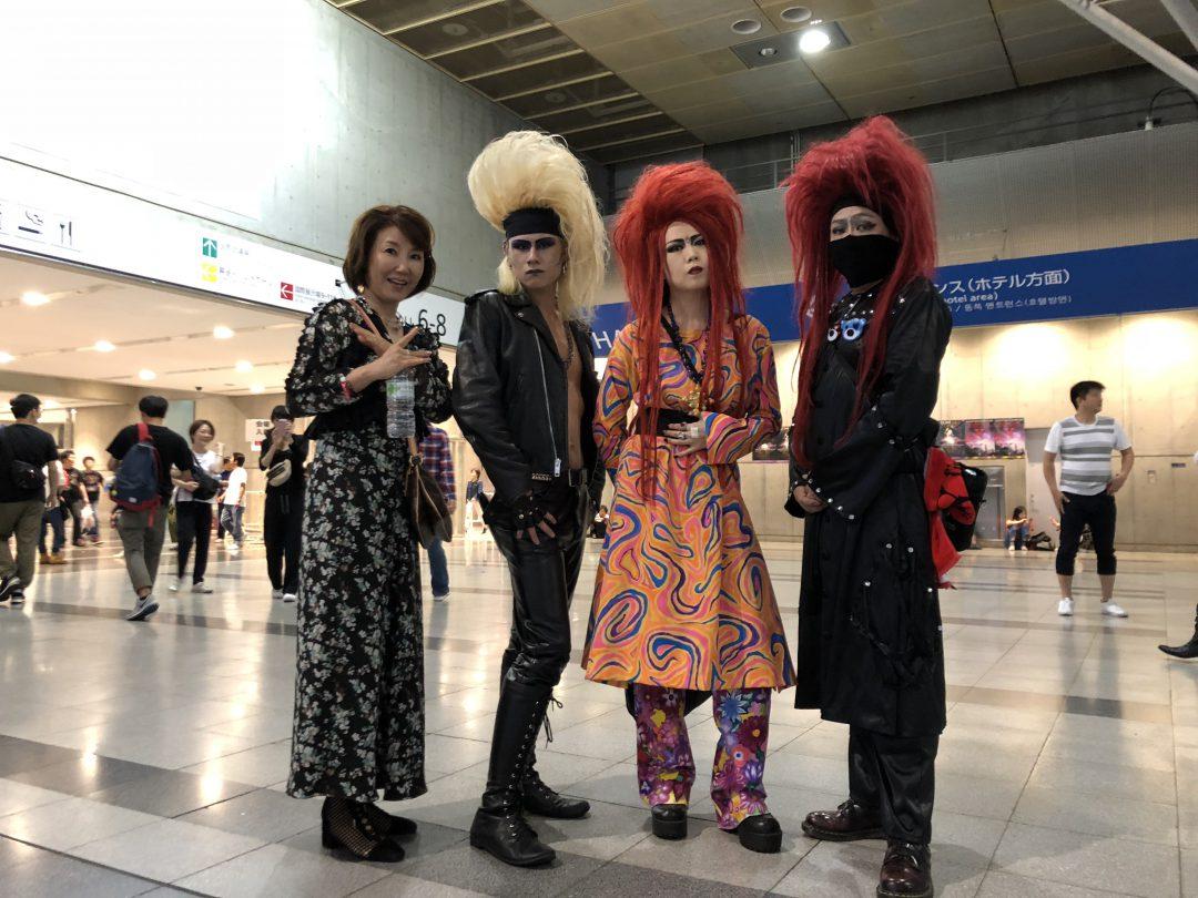 X JAPAN幕張メッセ