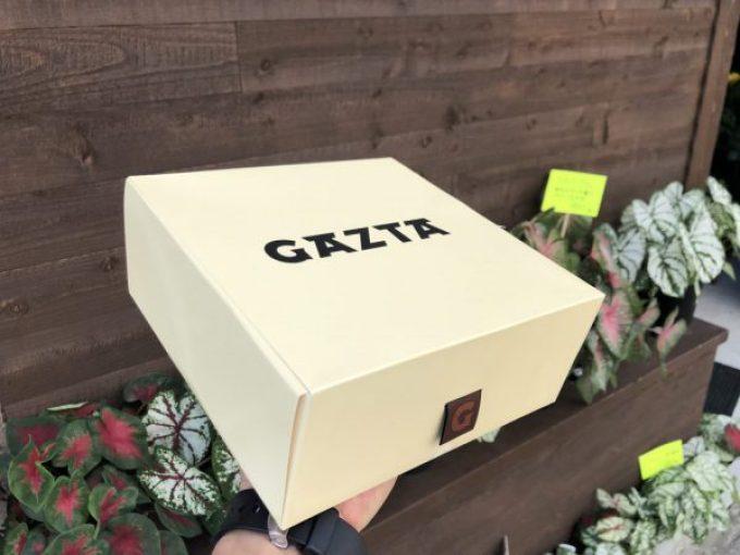 GAZTAバスクチーズケーキ