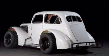 レジェンドカー,K&Gレーシング,US LEGEND CARS,37Chev