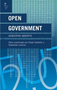 Portada libro Open Government