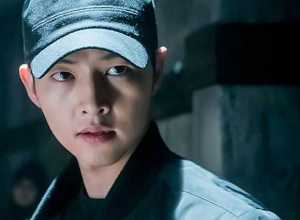 Song Joong Ki regresa