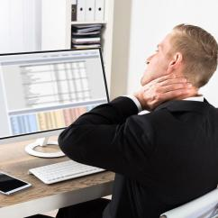 Office Chair Neck Pain Best For Your Back Chairs K Mark
