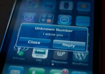 Text messaging in multichannel pharma marketing