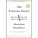 "Gladwells Buch ""The Tipping Point"""