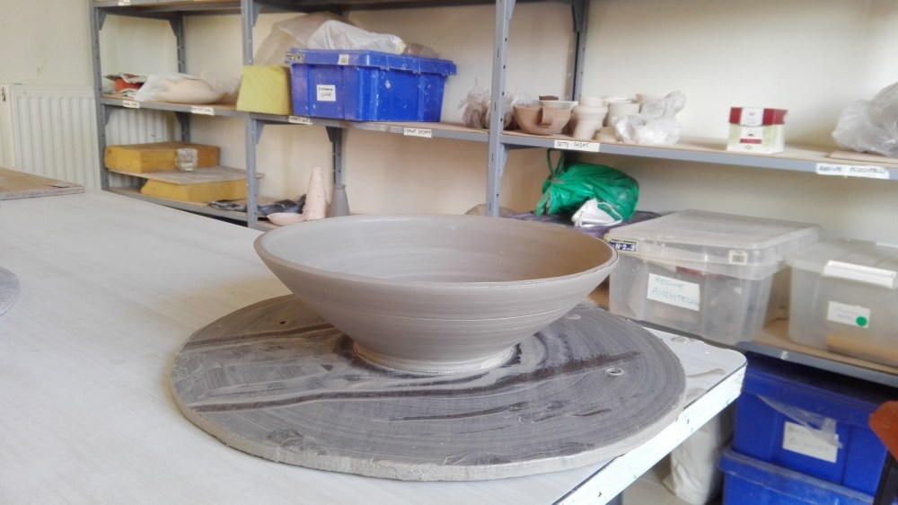 Poterie - Stage 2