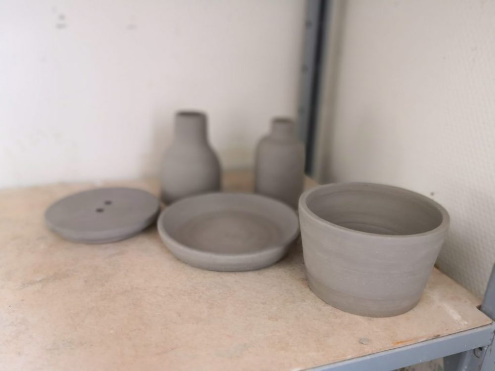 Poterie - Stage 3