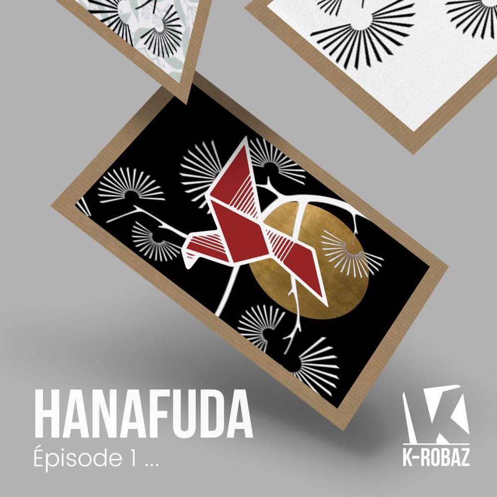 Jeu de carte Hanafuda : épisode 1