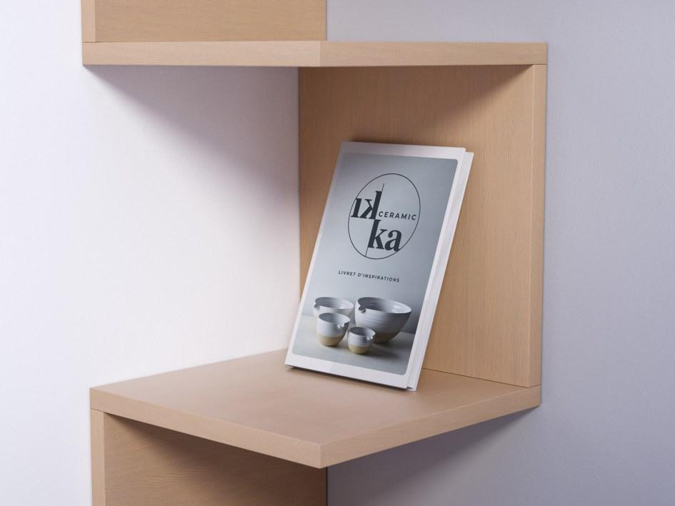 IKKA Livret d'inspirations céramique