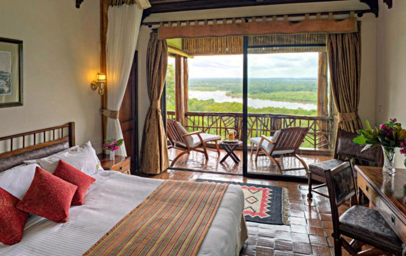 Paraa Safari Lodge Murchison Falls