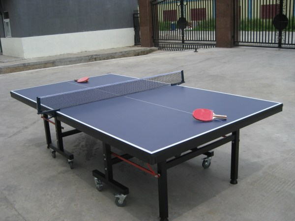 Professional Ping Pong Table Size