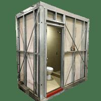 Modular Toilet Pod