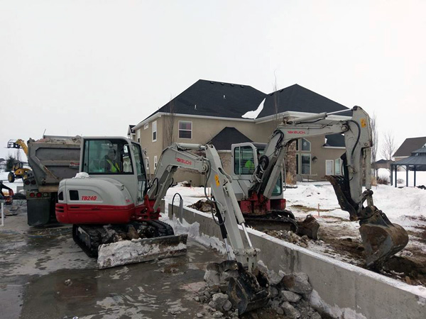 B&B Builders Excavation Idaho Falls