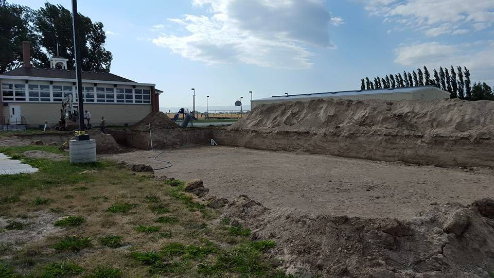 recent excavation project