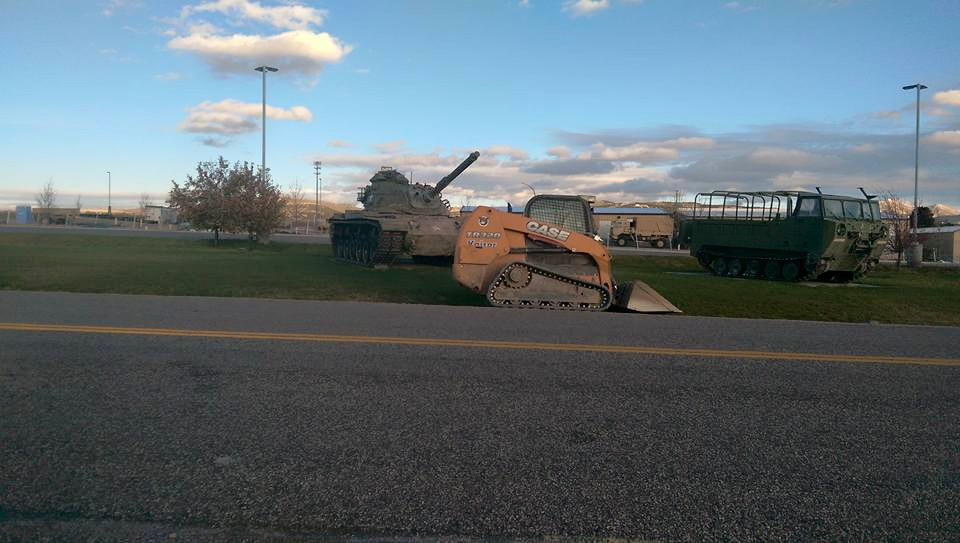 army base