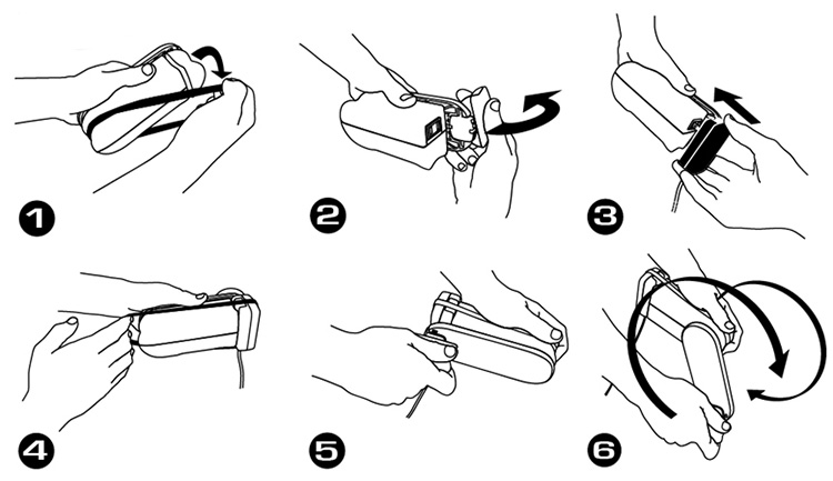 Instructions for Operating The Pocket Socket by K-TOR