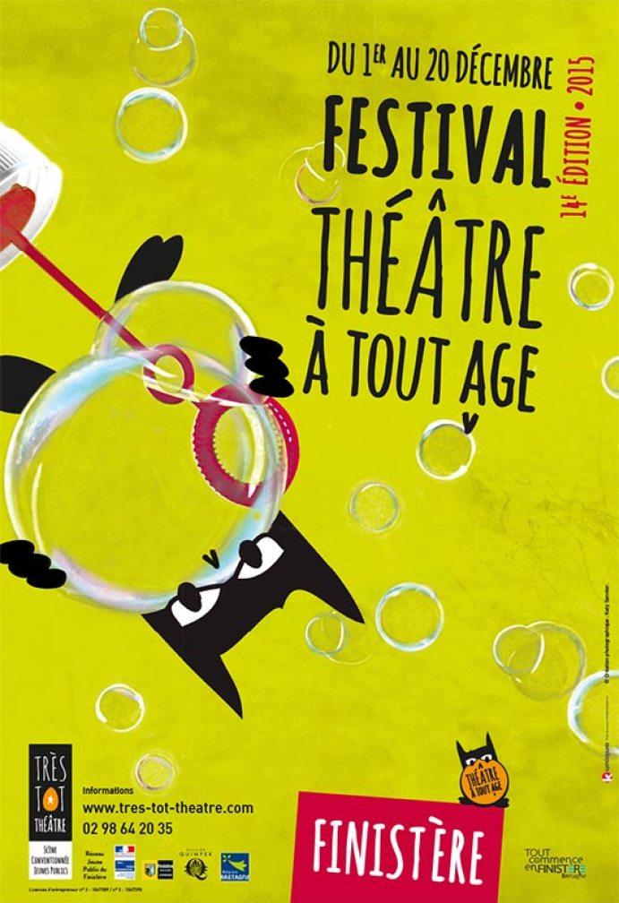 Festival Théâtre à tout âge
