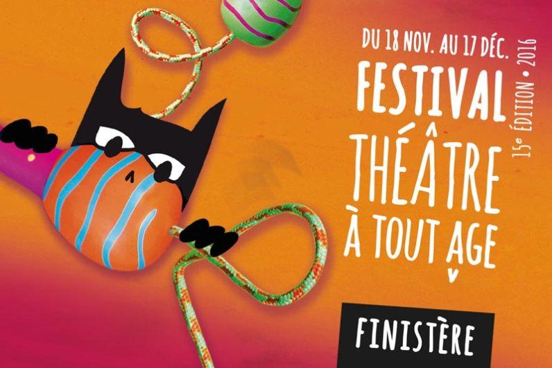 communication du festival de théâtre à tout âge