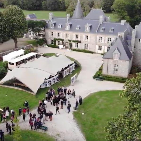 événementiel pour les 100 ans de Finistère Habitat