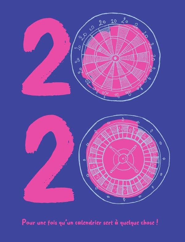 calendrier 2020 Cloitre imprimeur