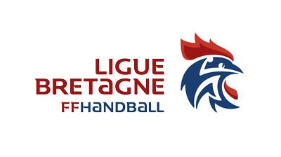 LOGO LIGUE BRETAGNE de Handball