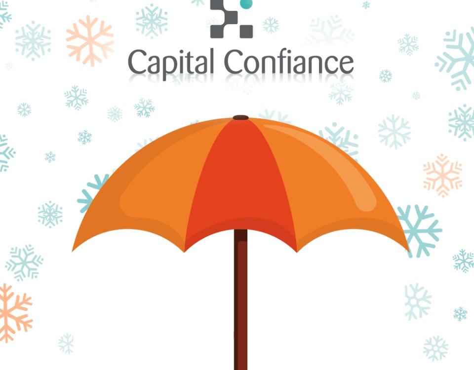 Carte de voeux Capital Confiance
