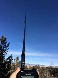 2m 70cm handheld antenna