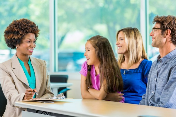 Students Lead Parent-teacher Conference - Trusted