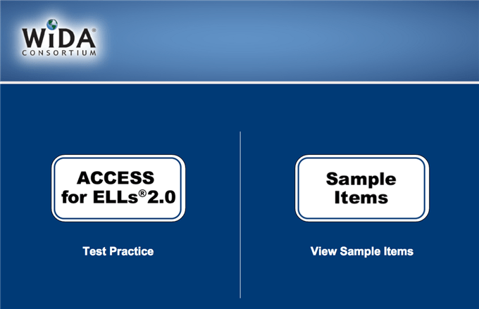 English Language Learner Program / ACCESS 2.0
