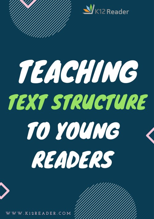 small resolution of What is Text Structure?   Teaching Text Structure to Young Readers