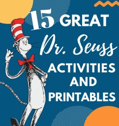 15 Great Dr. Seuss Printables and Activities for Your Classroom [ 2246 x 1588 Pixel ]