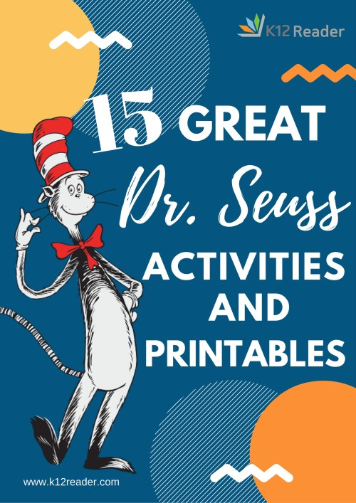small resolution of 15 Great Dr. Seuss Printables and Activities for Your Classroom