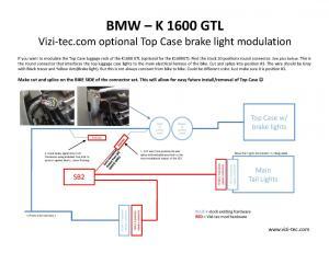 SupaBrakeII BMW  Page 2  BMW K1600 Forum : BMW K1600