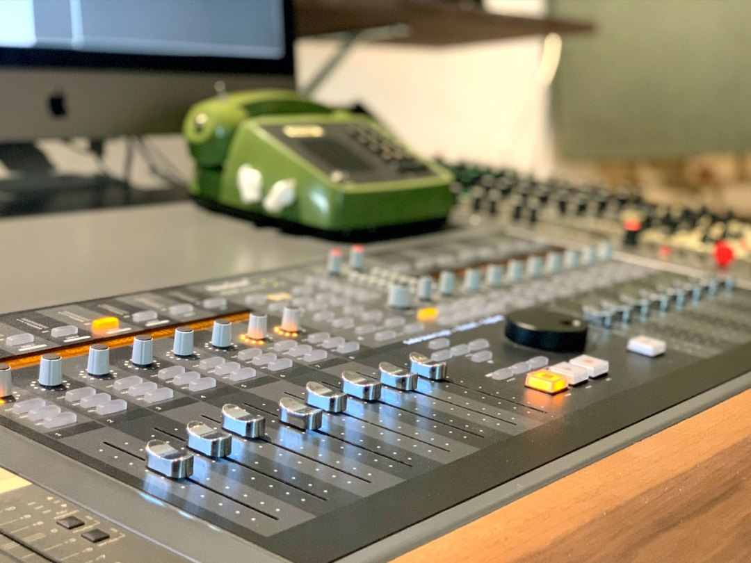 K22 Producing Music