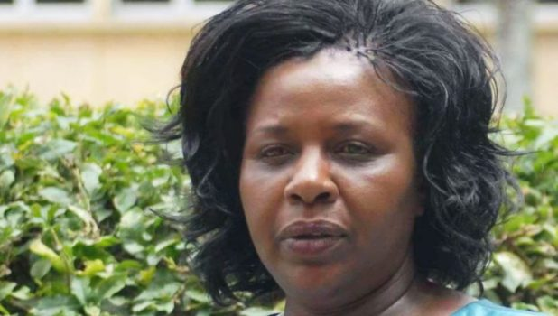 Joyce Laboso died on Monday, July 29, at the Nairobi Hospital, where she was being treated for ovarian cancer. [PHOTO | FILE]