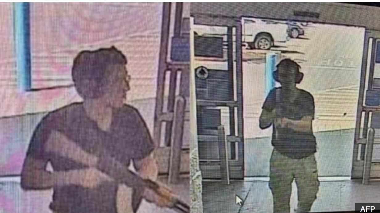 Texas Walmart Shooting El Paso Gun Attack Leaves 20 Dead