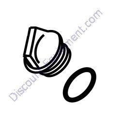 0631211100ASSY FLOODING CAP/W O-RING For MultiQuip QP303H