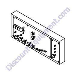 46870 64001 Controller Airman PDS185S-6E1 Air Compressor