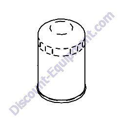 37438 08900 Filter cartridge Airman PDS185S-6E1 Air