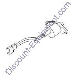 866044 Terex RL4000 Solenoid, Fuel, 2-Wire Kubota