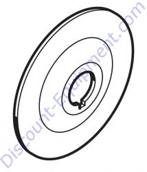 4205 708 3010 Thrust washer 118 mm (3,4) for Stihl TS420